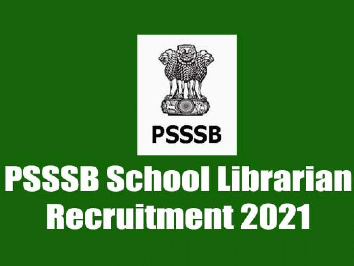 PSSSB recruitment