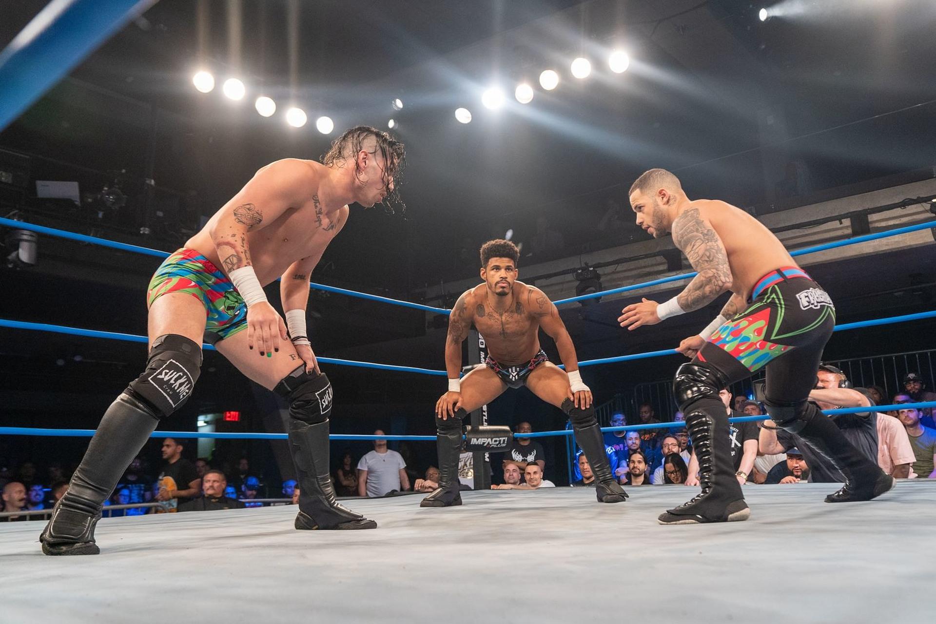 The Rascalz podem estar à caminho da WWE