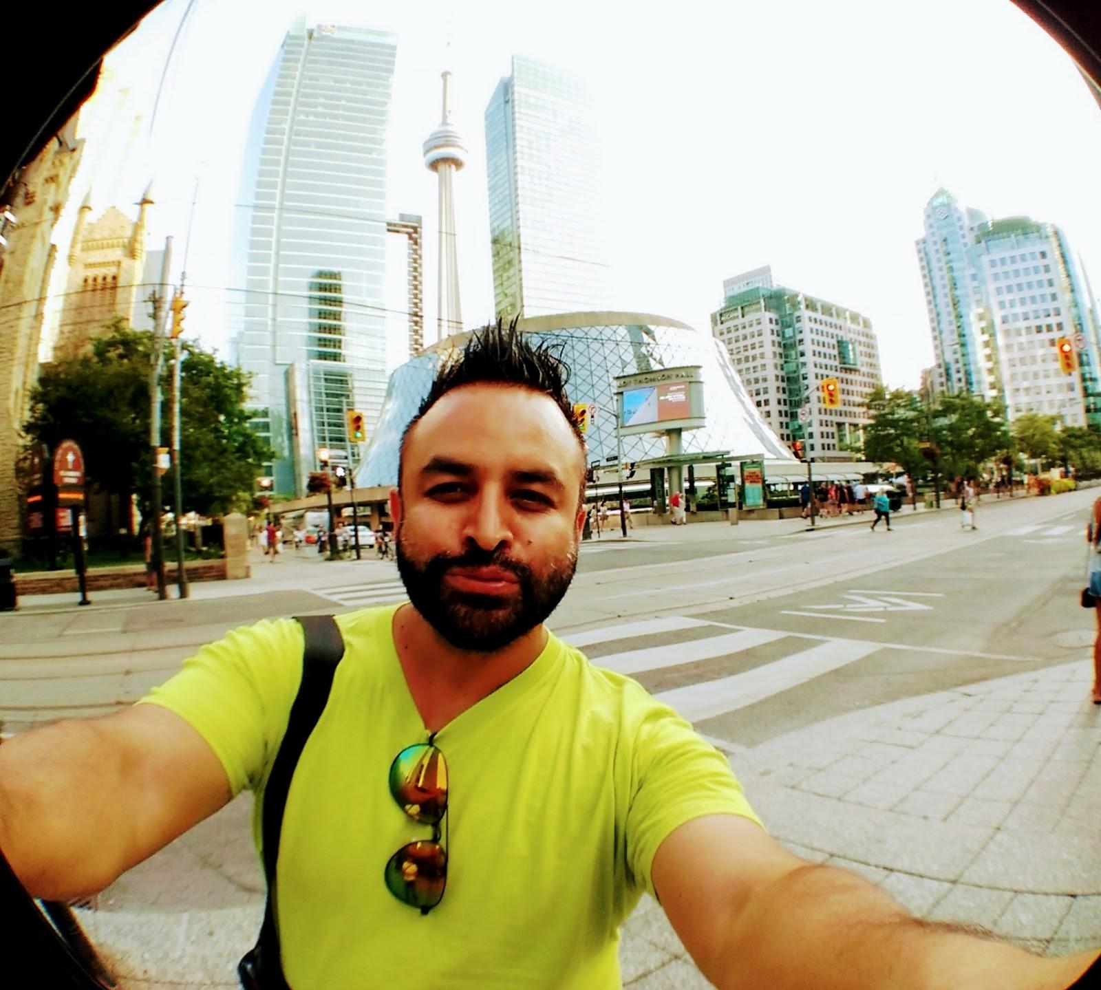Viaje a Canada desde México