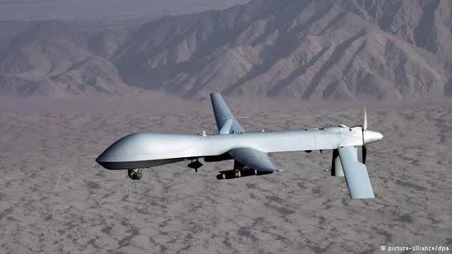Bahaya!!!, Meriam Laser Pembunuh Drone Lahir, Kekuatannya Tak Terbatas!