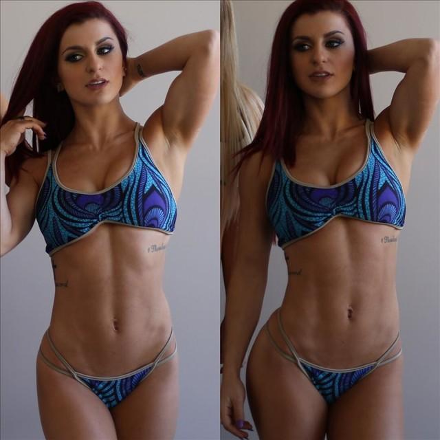 Instagram Fitness Models Taylor Vertucci 1