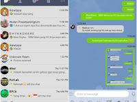 Download BBM Mod Line Versi 3.3.6.51 Apk Terbaru
