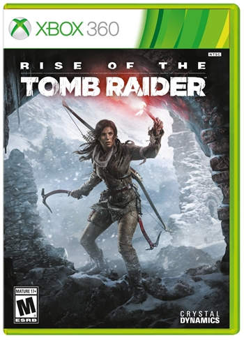 Rise of the Tomb Raider Xbox 360 Español Region Free