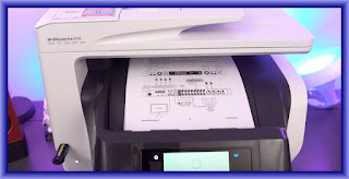 Scan To Computer In HP OfficeJet Pro 8740