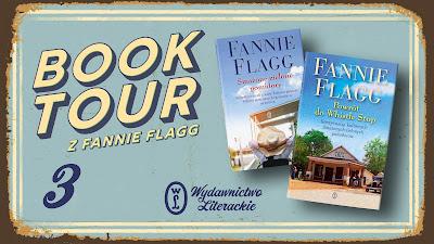 Book Tour z Fannie Flagg