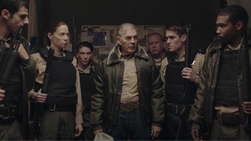 Orion Pictures показала трейлер фильма ужасов «Волк заснеженной лощины» про оборотней