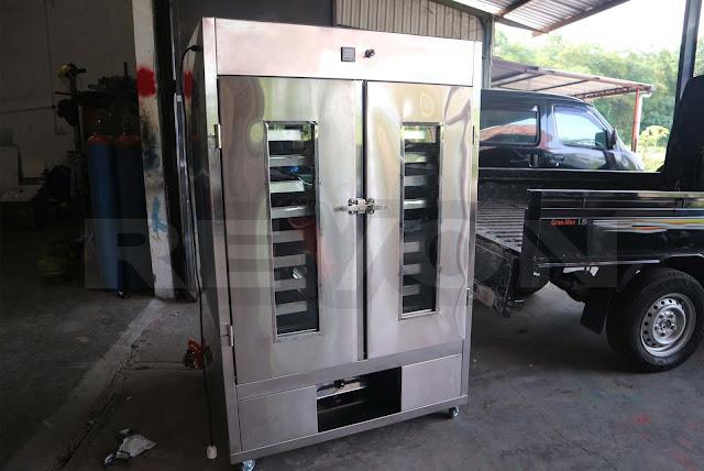Oven gas Pengering Makanan