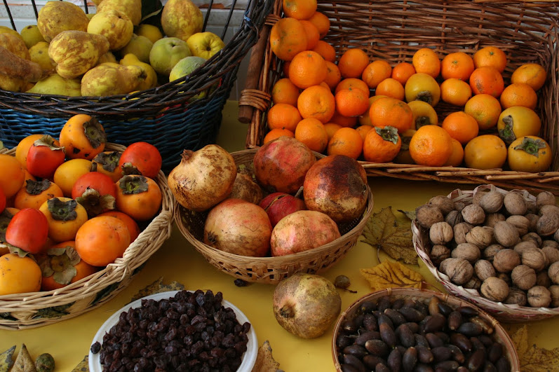 Andalucia's amazing fruit and vegetable diversity