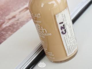 True Match foundation bottle