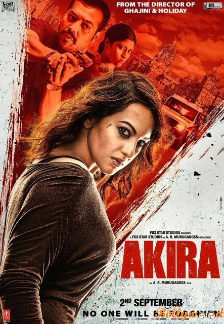 full cast and crew of bollywood movie Akira! wiki, story, poster, trailer ft Sonakshi Sinha, Konkona Sen Sharma, Urmila Mahanta, Raai Laxmi, Anurag Kashyap, Mithun Chakraborty, Shatrughan Sinha