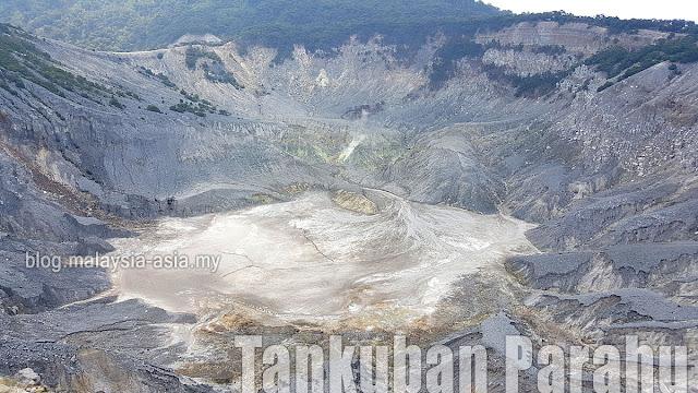Tankuban Parahu Crater