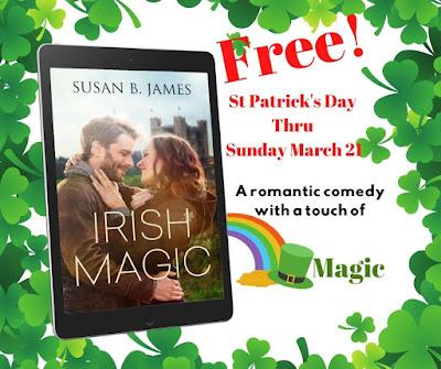 Irish Magic is Free 3-17 - 3-21