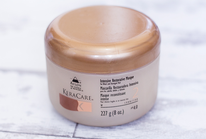 Review | KeraCare Intensive Restorative Masque