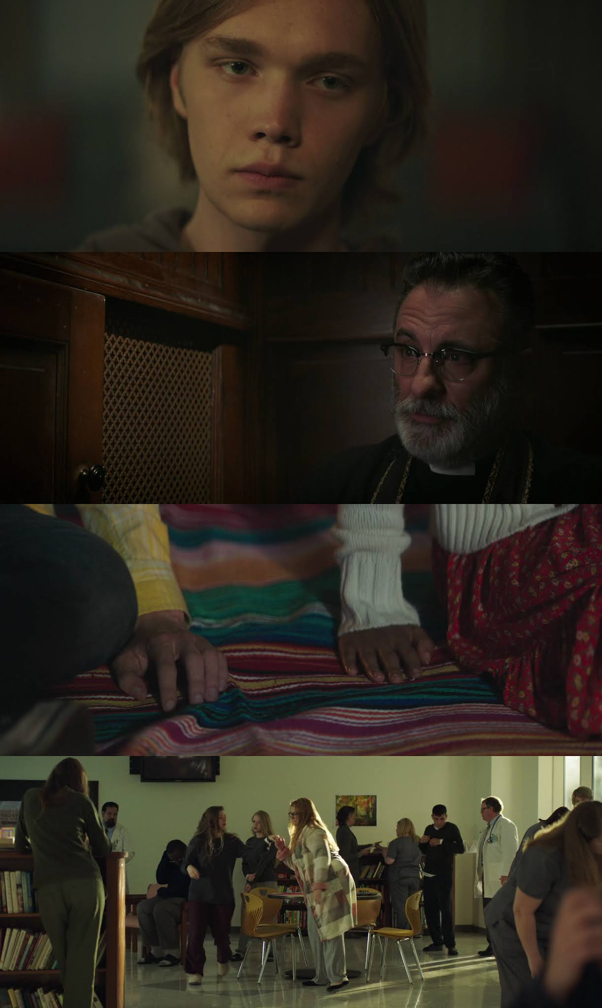Palabras en las Paredes (2020) HD 720p Latino