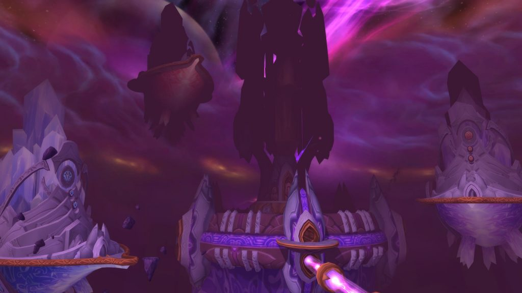 The instances in Netherstorm and the Tempest Keep. One of TBC's toughest bosses is waiting here: Kael'thas Sunstrider.