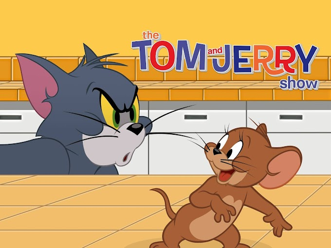 The Tom and Jerry Show 2014 (Season 1) English Episodes Download FHD