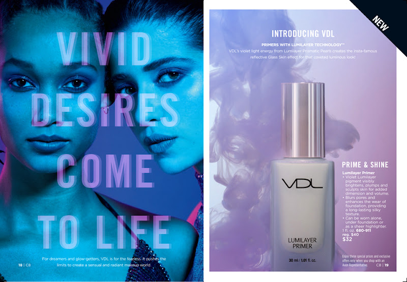 Vivid Desires Come To Life Introducing VDL Primers