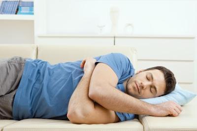 Tidur Siang Resiko Sindrom Metabolik
