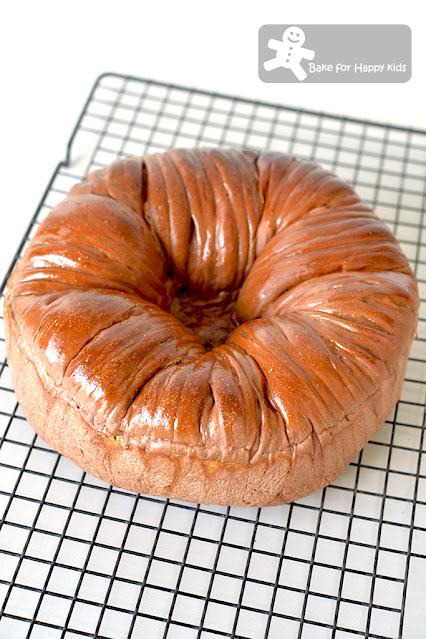 best super soft chocolate wool roll bread