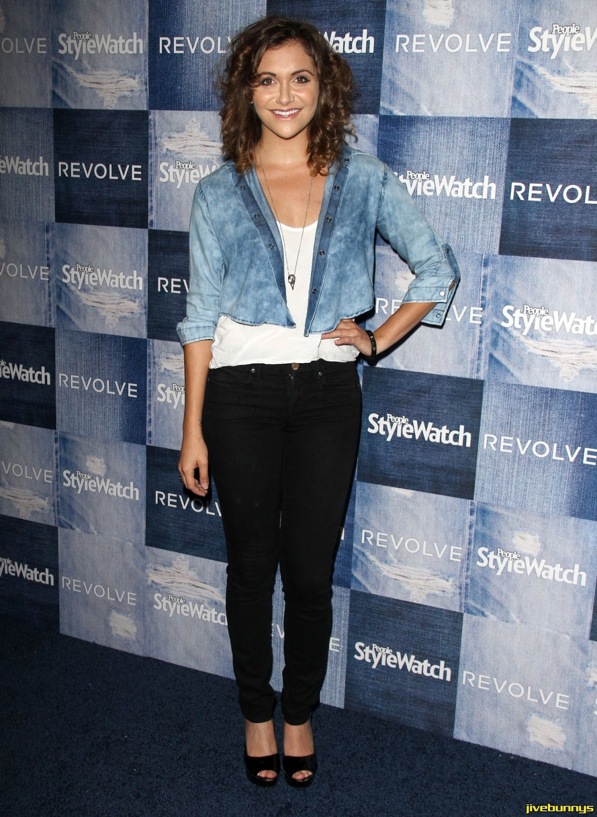 Alyson Stoner - People StyleWatch 4th Annual Denim party in LA 09/18/14