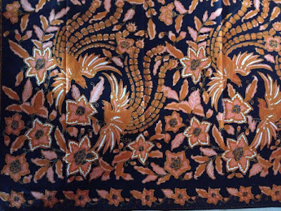 Kain Batik Hitam