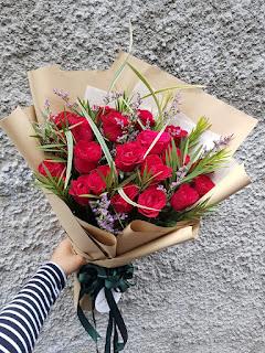 Bunga Rangkaian Valentine 4