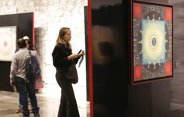 """""""Mandala un instrumento de paz"""", se presenta en la Antigua Sede del Senado"""