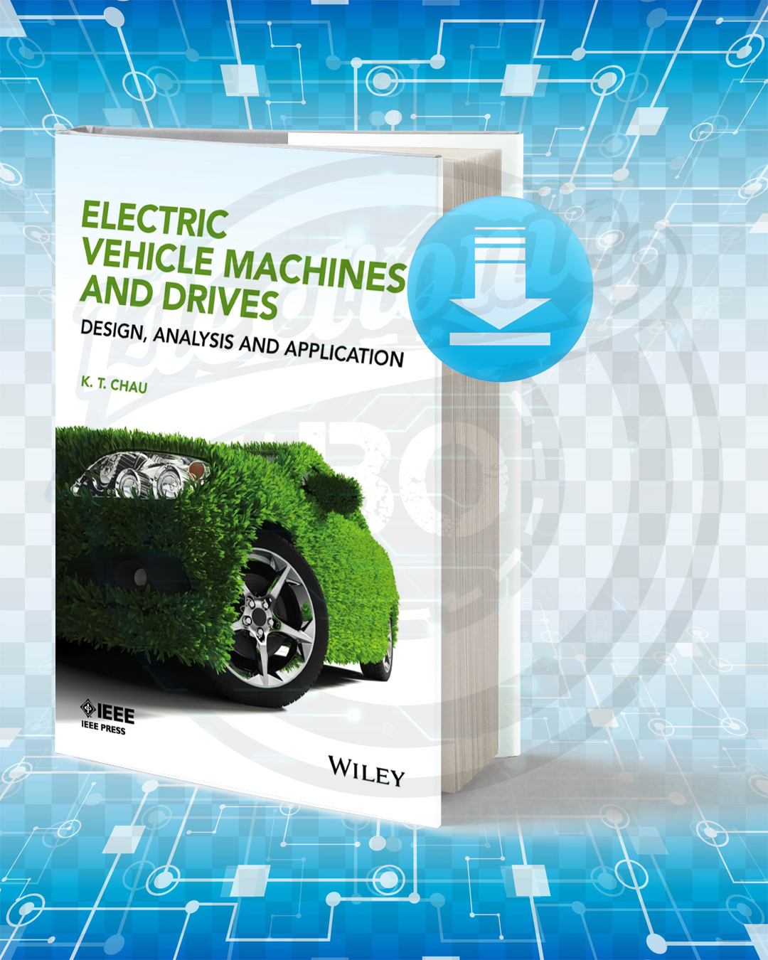 Free Book Electric Vehicle Machines and Drives pdf.