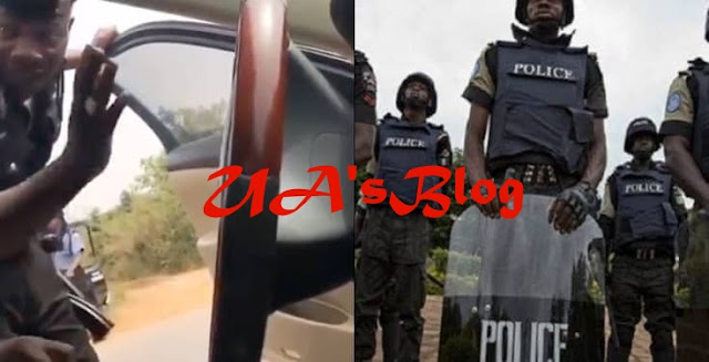 Even God supports stealing – Police Officer Says