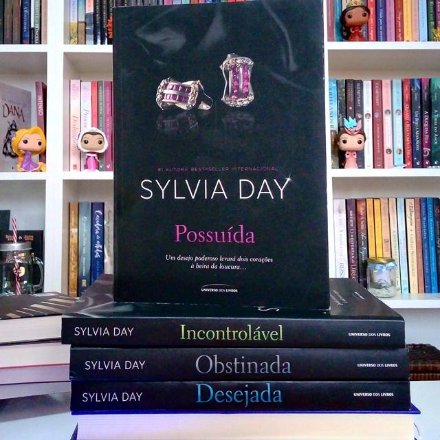 sylvia day eroticos