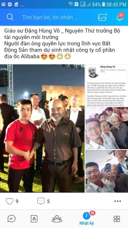 Cuối cùng cũng tìm ra người chống lưng cho Alibaba