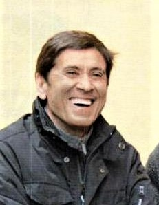 Gianni Morandi has been in the music  business for 55 years