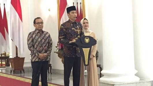 Presiden Jokowi Ajak Rakyat Indonesia Doakan Ani Yudhoyono