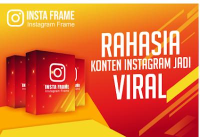 Insta frame