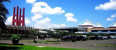 Bandar Udara Internasional Sultan Mahmud Badaruddin II Palembang