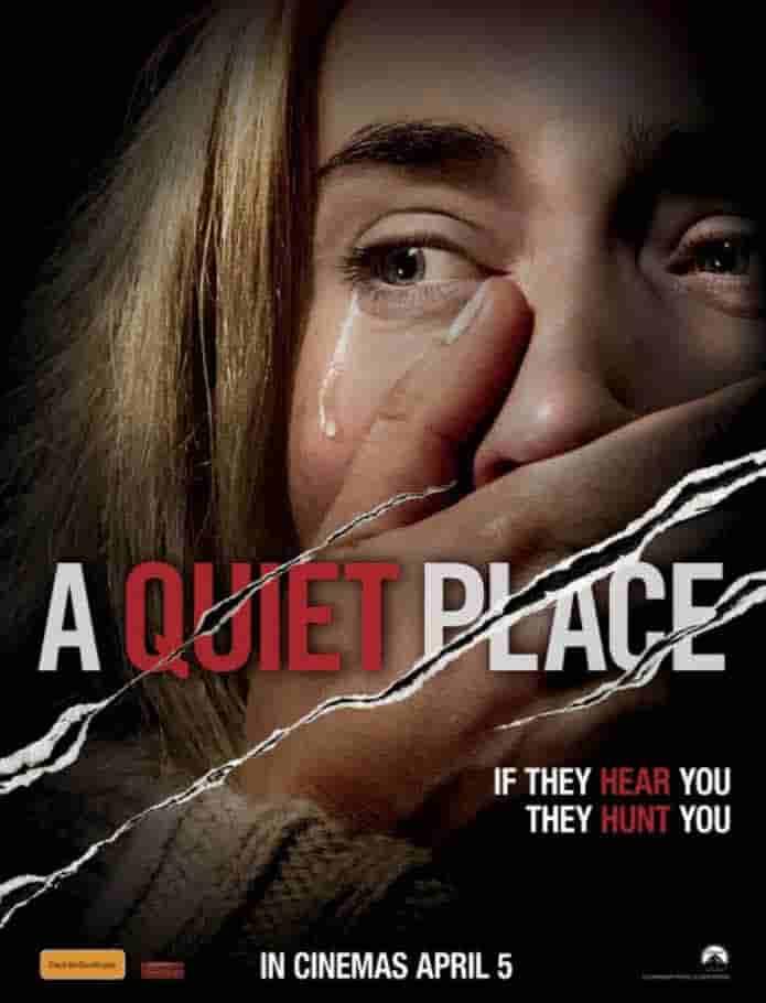 مشاهدة فيلم A Quiet Place 2018 مدبلج اون لاين