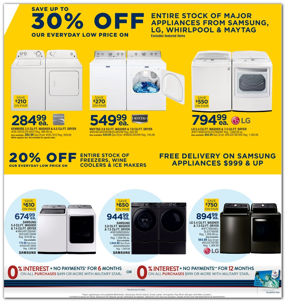Navy Exchange Black Friday 2019 page 13