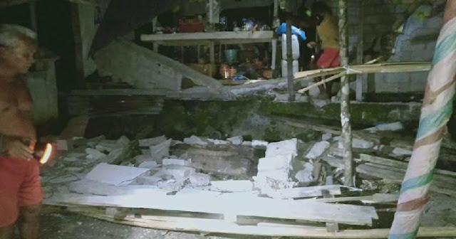 Update Gempa Talaud: Dua Kecamatan Mengalami Kerusakan