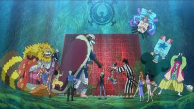 Daftar Anggota Bajak Laut Topi Jerami (Mugiwara) One Piece