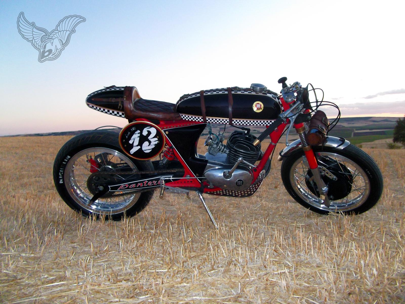 reader rides | pedro's 250cc montesa cafe - bikerMetric