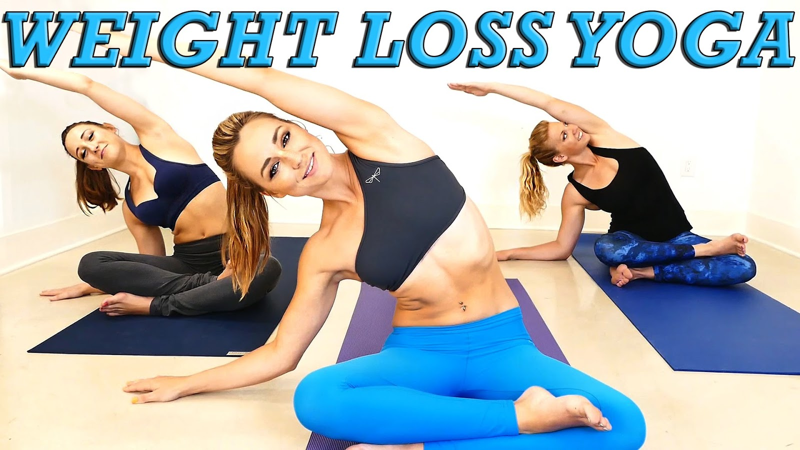 How to lose 20 pounds in 2 weeks - yoga workout videos - Tipsmonk