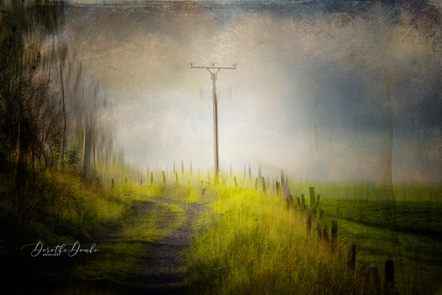 landscape, textureblend, icm, double exposure, intentional camer movement, gestische Fotografie, Fotokunst, photoart, art, Dorothe Domke, Sauerland,