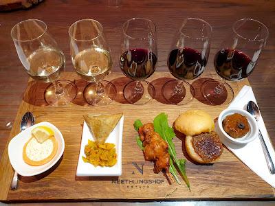 Neethlingshof Fast Food Wine Pairing