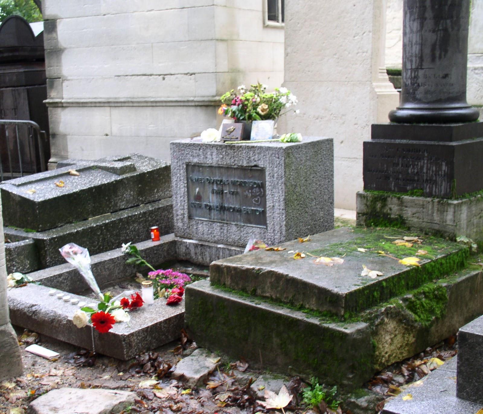 From Paris with Love: Cimetière du Père-Lachaise - City of ...