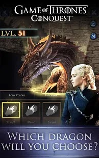 Game of Thrones: Conquest - Power up your best dragon