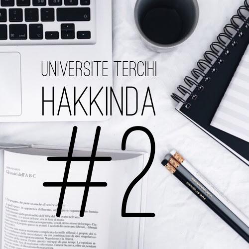 Üniversite Tercihi Hakkında #2