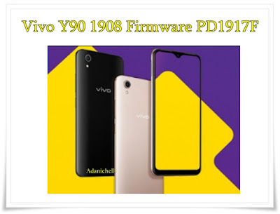 Vivo Y90 1908 Firmware PD1917F