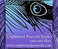 Unplanned Peacock Studio logo