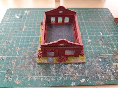 3 Faller Boiler Houses picture 6