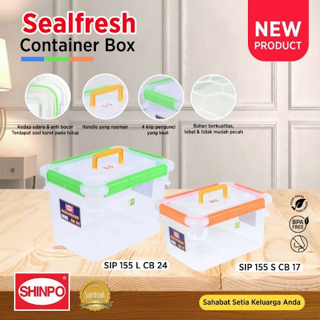 sealfresh container box